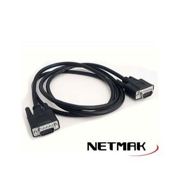 CABLE VGA NETMAK