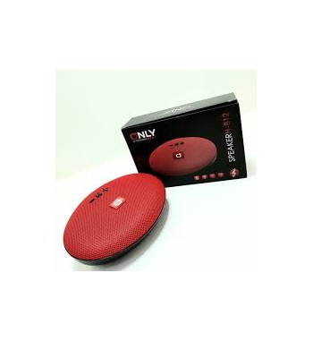 PARLANTE ONLY BT ROJO H812