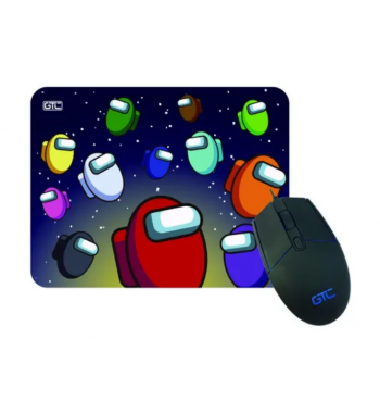 COMBO GTC MOUSE Y PAD...