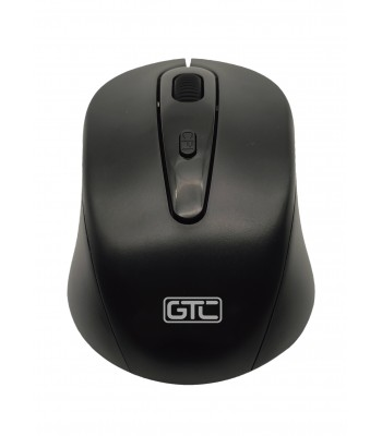 MOUSE GTC NEGRO MIG-118N