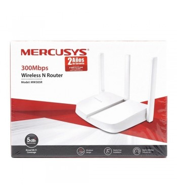ROUTER WIFI 300MBPS 2...